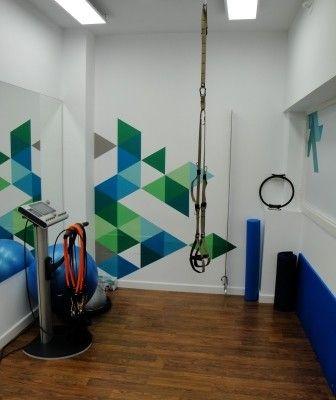Instalaciones Rehabtiva Las Rozas - Electro Fitness