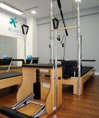 Instalaciones Rehabtiva Las Rozas - Pilates