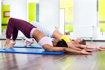Fortalecer la espalda con Pilates