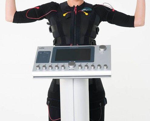 Electroestimulación deportiva Las Rozas - Fisioterapia Rehabtiva