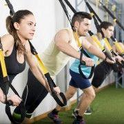 TRX entrenamiento combos fortalecimiento - Rehabtiva Las Rozas