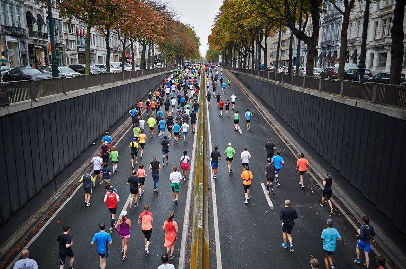 Fisioterapia después del maratón - Fisioterapia Rehabtiva