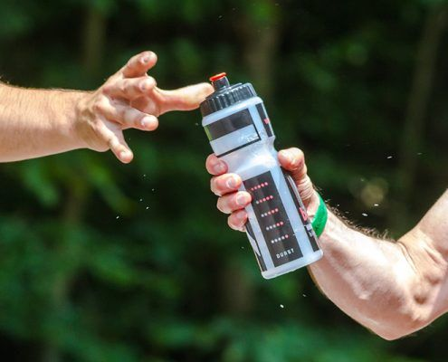 Hidratación y nutrición