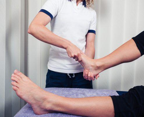 Fisioterapeuta Deportivo Funciones - Rehabtiva Las Rozas de Madrid - Lesiones del corredor