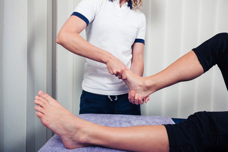 Lesiones del tendón de aquiles - Fisioterapeuta Deportivo Las Rozas - Rehabtiva